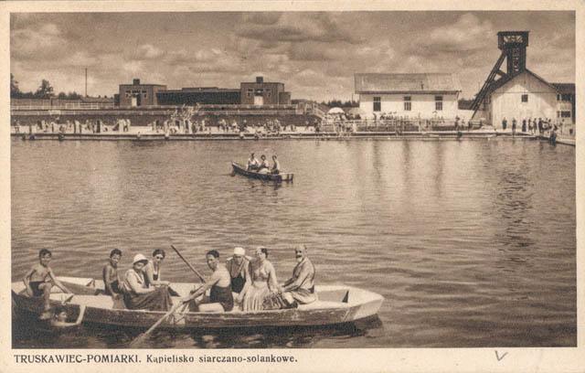 Історія Трускавця - розвиток бальнеологічного курорту