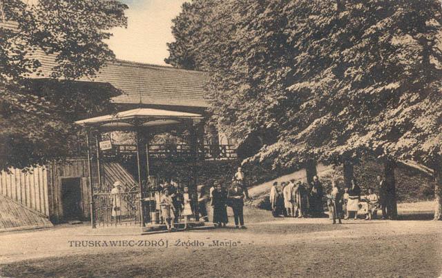 История Трускавца - развитие курорта в 19 веке
