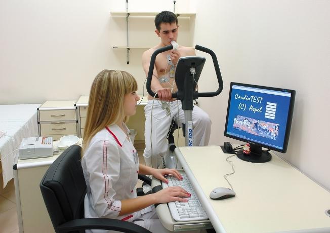 Лечение в Трускавце - кардиологическая диагностика