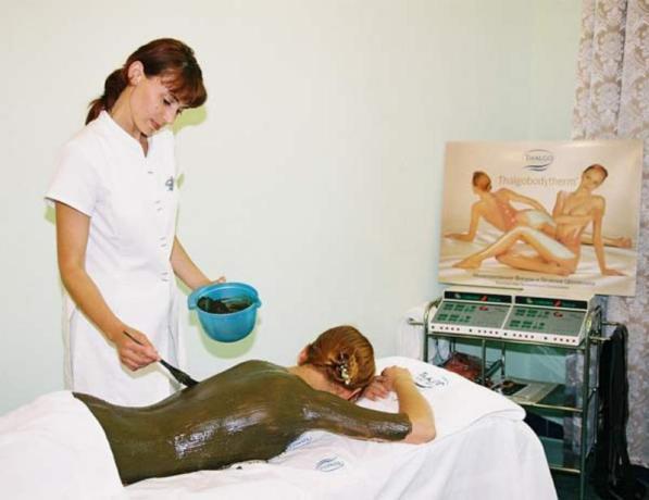 Лікування в Трускавці - лікувальний масаж