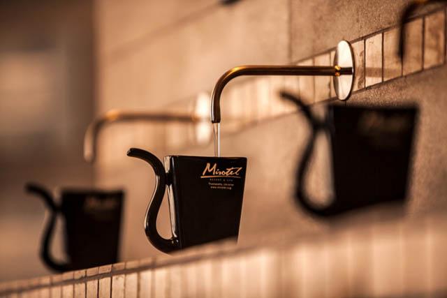 Минеральная вода в Трускавце - для питья в бювете