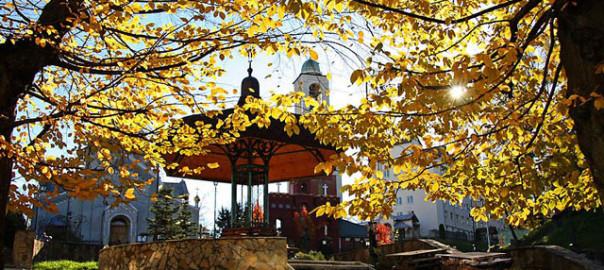 Відпочинок в Трускавці - пам'ятки курорту