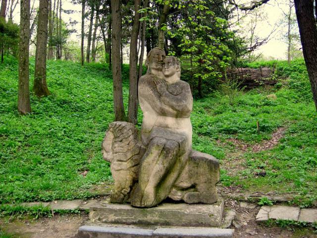 Відпочинок в Трускавці - місцеві визначні пам'ятки