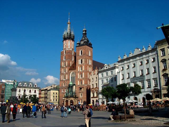 Экскурсии из Трускавца - Краков