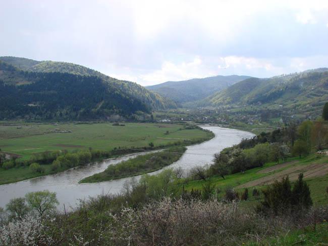 Курорт Трускавець - передгір'я