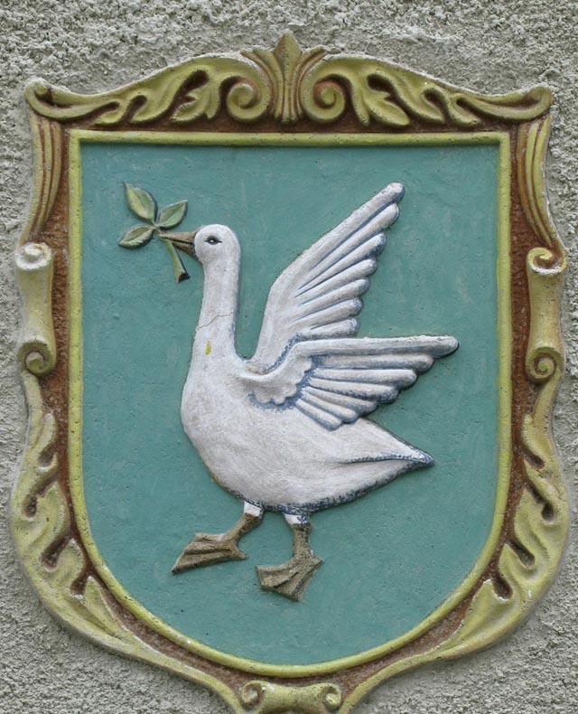 Історія Трускавця - герб міста