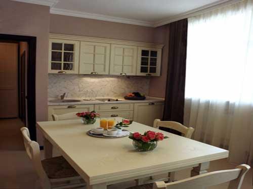Студио с мини кухней