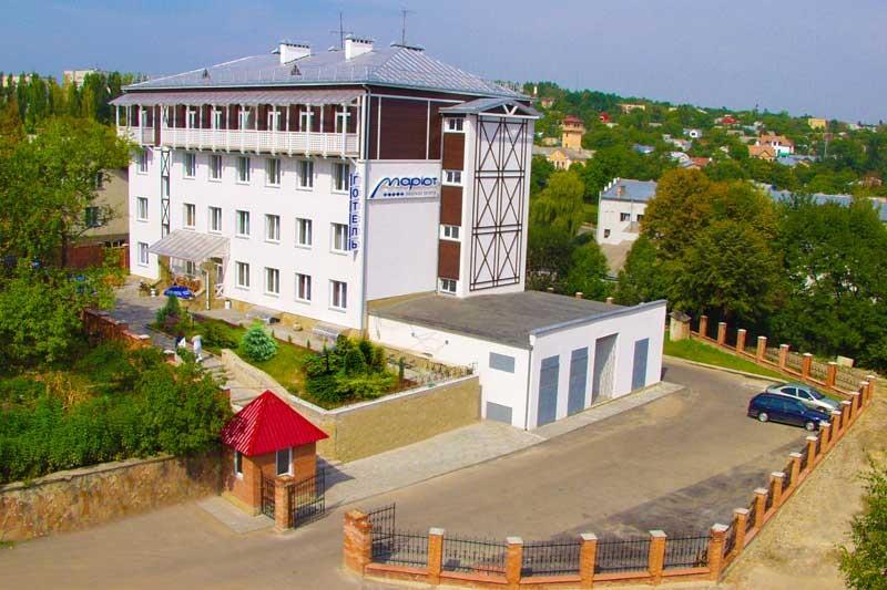 Отель 'Мариот Медикал Центр'
